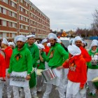 MISTO QUENTE – batucada au carnaval de Domont (95)